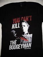 Michael Myers Halloween Horror Movie You Can't Kill the Boogeyman T-Shirt