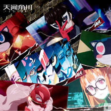 Persona 5 P5 Anne Takamaki Ren Amamiya Postcard Card Set 18 pcs Cos Gift