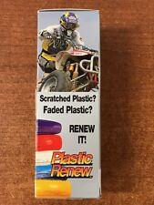 Plastic Renew ATV Dirt Bike Plastics Fenders Body Restore Detail & Polish Kit