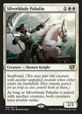 PALADINO DALLA LAMA D'ARGENTO - SILVERBLADE PALADIN Magic C14 Commander 2014