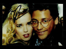 Patrick Bach und Tina Ruland Foto Original Signiert ## BC 116182