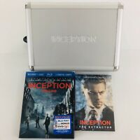 Inception - Limited Edition Briefcase Gift Set (Blu-ray, 3-Disc Set)