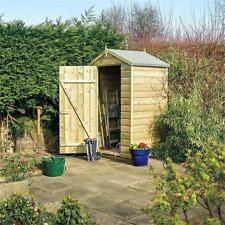 Rowlinsons 4x3 Oxford shed