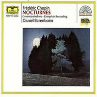 Chopin Nocturnes-Gesamtaufnahme (DG/Galleria, 1982) (Daniel Barenboim) [2 CD]