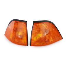 Blinker Orange Paar Rechts Links für BMW 3Eer E36 Coupe Cabrio 92-99