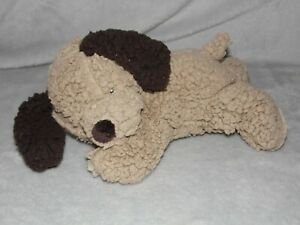 LITTLE MIRACLES BROWN DOG SOFT TOY PUPPY COMFORTER DOUDOU COSTCO