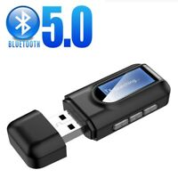 Bluetooth Transmisor Recetor Emisor sin Hilos Audio Adaptador TV Auricular Z189