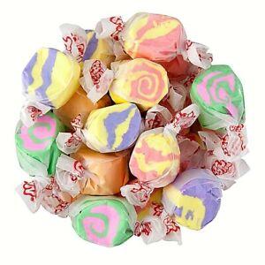 GOURMET SUMMER LEMONADE MIX Salt Water Taffy Candy TAFFY TOWN 1/4LB to 10LB