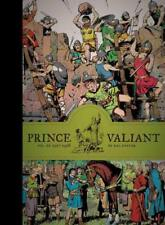 PRINCE VALIANT - FOSTER, HAL - NEW HARDCOVER BOOK