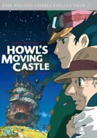 Hurlements Moving Castle DVD Neuf DVD (OPTD0837)