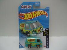 Hot Wheels 2021 The Mystery Machine Scooby-Doo 5/10 HW Screen Time