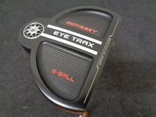 New listing Odyssey EYE TRAX 2-BALL Original Steel 34 inches Men's Putter Golf Right-Handed