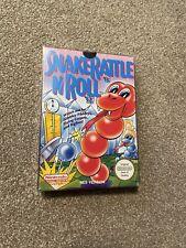 Snake Rattle N Roll Nintendo NES PAL Not Working