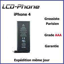 Batterie iPhone 4 Interne Neuve 0 cycle Grade AAA✔ PRIX GROSSISTE✔100% GARANTIE✔