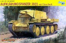 AUFKLÄRUNGSPANZER 38(t) MIT 7.5cm Kw.K. DRAGON 1/35 PLASTIC KIT