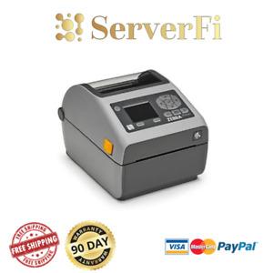 Zebra ZD620 Desktop Thermal Label Printer - 203dpi - Medical/Hospital Firmware