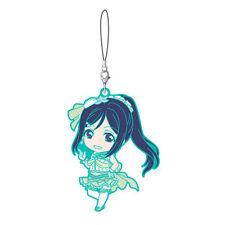 Love Live Sunshine Matsuura Kanan Aquarium Ver Nendoroid Plus Rubber Phone Strap