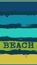 """Strandtuch """"Painted Beach"""" Handtuch XXL-Badetuch 90x180cm"""