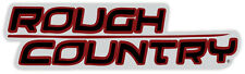 Rough country etichetta sticker 20cm x 6cm