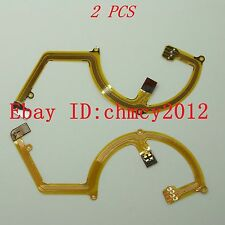 2PCS Lens Focus Flex Cable for CANON PowerShot G10 G11 G12 Digital Camera