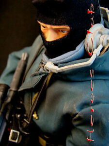 "Hot SWAT Sniper 12"" figure 1/6 GSG9 DML Dragon Models Toys L@@K"