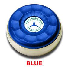 ZIEGLERWORLD TABLE SHUFFLEBOARD PUCKS WEIGHTS BLUE - YELLOW GOLD COLOR - LARGE