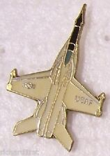 Hat Tie Tac Pin Airplane F-5E Freedom Fighter NEW white