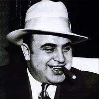 Al Capone 1930 Photo Crime Mob Boss Large Poster Art Print Lf3725