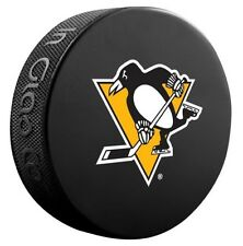 Pittsburgh Penguins Official NHL Logo Souvenir Hockey Puck