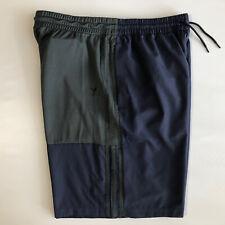 Adidas PT3 Men's Premium Track Blue Zip Pockets Shorts Sz XL  N180348