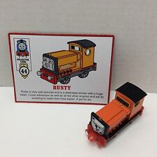 Shining Time Station RUSTY Thomas And Friends Ertl Diecast 1995