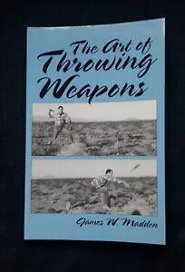 THE ART OF THROWING WEAPONS