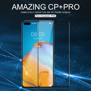 New Nillkin Full Coverage Tempered Glass Screen Protector for Huawei P40 CP+ Pro