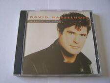 cd david hasselhoff: miracle of love