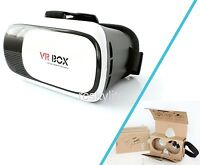 RiaTech VR 3D Glasses 2.0 Headset for iphone samsung android 2017 FREE Cardboard