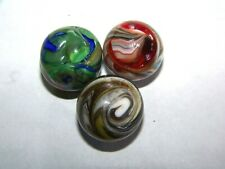 Lot of 3 Jabo Marbles Mint