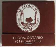 VINTAGE ELORA MILL ONTARIO UNUSED MATCHBOOK                (INV14524)