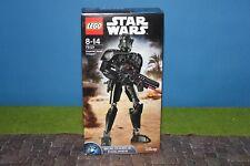 Lego Star Wars 75121 imperial Death Trooper nuevo & OVP