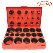 225/419x Universal O-Ring Assortment Set Metric Automotive Seal Gasket Kits Case