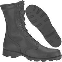 Altama Military Leather Combat Boot Black Style 4157