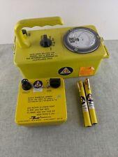 Victoreen Cdv-715 Radiation Detector Survey Meter Model 1A Civil Defense + More