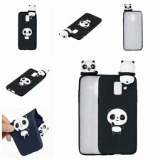 Cute Panda Hot New Creative Cartoon Toy Soft Case Cover Skin For Various Phones