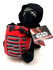 """Disney STAR WARS Character & Throw Kylo Ren New Force First Order 40"""" x 50"""""""