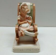 Vtg Sebastian Miniature Little Mother 1953 Signed Prescott Baston Mint Color