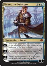1 PLAYED Venser, the Sojourner - Gold Scars of Mirrodin Mtg Magic Mythic Rare 1x