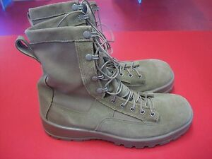 OCP Coyote Brown Tactical Boot Goretex Scorpion Military boots Size 12 Regular