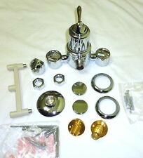Hansgrohe 17820001 Axor Phoenix/Pharo Thermostatic Trim for Shower Pipe CHROME