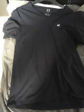 Emporio Armani Mens t shirt V Neck Short Sleeve  Large