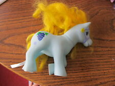 My Little Pony Knock Off blue with berries