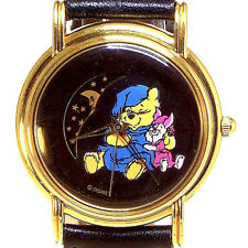 Winnie And The Baby Pooh, With Sun/Moon Wheel Fossil New Unworn Watch Only! $145